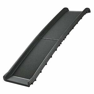 Car Dog Ramp Foldable, Plastic, Non-Slip 90KG 156x40x8 CM