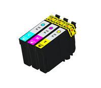 OLD 3CLR Re-manufactured Ink Cartridge for Epson WorkForce WF2630 WF2650 WF2660