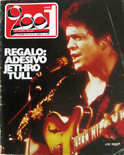 CIAO 2001 42 1973 Lou Reed Stomu Yamash'ta Yes Leon Russell Stanley Cowell Zappa