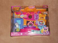 2016 Animal Jam CLUB GEOZ Dance Party Diamond Arctic Wolf Lights Sounds w/code