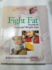 Women's Edge: FIGHT FAT Prevention Health Books for Women~