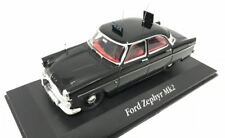 Atlas Editions - FORD ZEPHYR Mk2 'British Police Cars' - Model Scale 1:43