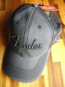 Fender® Blackout Trucker Cap
