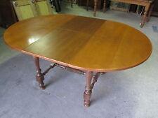 Tavolo a rocchetto in stile allungabile - epoca anni '60 - ideale shabby chic!