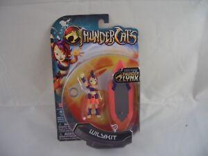 Thundercats WilyKit Thunder Lynx Magnetic Bandai  Figure
