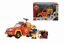 Simba 109257656 Feuerwehrmann Sam Venus mit Figur und Zubehör NEU OVP