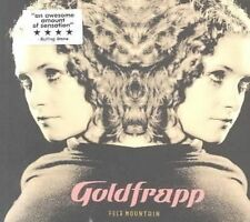 GOLDFRAPP- Felt Mountain CD