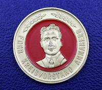 Medaille Annaberg 30 Jahre FDGB 1975