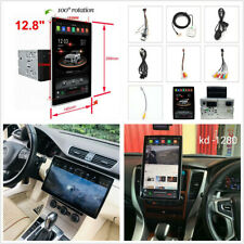 12.8'' 2Din Android 8.1 Bluetooth Touch Screen Car Stereo MP3 MP5 FM GPS Player