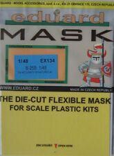 Eduard Máscara de dosel 1/48 EX134 para el Kit de accurate Miniatures B-25B Mitchell
