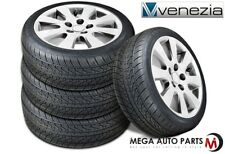4 X New Venezia Crusade HP 225/40ZR18 92W XL All Season High Performance Tires