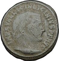 Licinius I Constantine The Great enemy Ancient Roman Coin Jupiter Cult  i50799