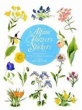 Alpine Flower Stickers (Dover Stickers),