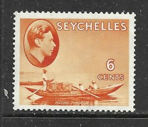 SEYCHELLES    SC 128       SG 137     MINT  HINGED
