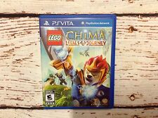 Lego Chima Laval's Journey PS Vita USED US version