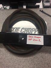 "Original Dixie Chopper Zee 2, 54"" 300997,301069, Blade And Belt Kit"