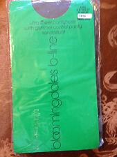 Wow! Bloomingdale B-line nude pantyhose