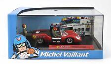 Coche Car Michel Vaillant 1/43 Altaya N° 15 Guía Dschinghis Khan Nueva en Caja