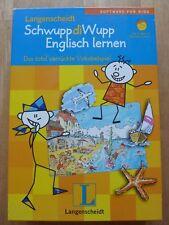 SchwuppdiWupp Englisch lernen, Software für Kids (Langenscheidt)