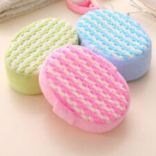 Healthy Natural Loofah Bath Shower Sponge Spa Body Scrubber Exfoliator Pad CRIT