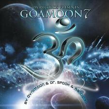 Goa Moon, Vol. 7 by Ovnimoon, Doctor Spook and Random  CD [Goa  / Rare / Import]