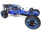 1/5 Rovan 30.5cc Baja Gas Buggy Blue HPI Baja 5B SS King Motor compatible RTR