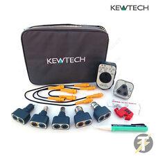 Kewtech kewtk 1 Elettrico Test Kit di accessori