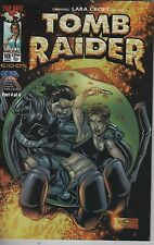 Lara Croft Tomb Raider #10 comic book movie