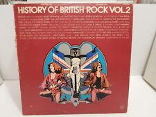 History of British Rock Vol. 2 Beatles Arthur Brown Deep Purple Various 2 LP