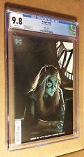 Batgirl #28 1st Print Middleton Variant CGC 9.8 NM+/M