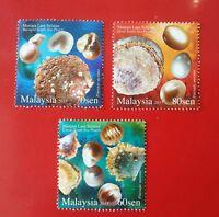 Malaysia Pearls 2015 Shell Decoration Marine Ocean Underwater Sea (stamp) MNH
