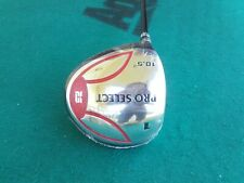 New Pro Select 10.5* 460cc Driver Pro Select Regular Flex Graphite Golf Club LH*