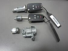 Camaro Keys Key Keyless Entry Remote Fob w/ Doors Ignition Trunk Lock Cylinder