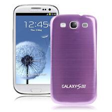Akkudeckel Samsung i9300/ Galaxy S3 LTE -Metall/Alu/Battery Cover (violett)