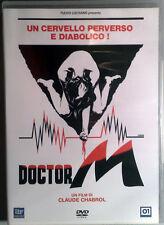 DOCTOR M - Chabrol DVD Beals Niklas Bates