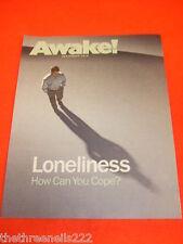 AWAKE! - LONELINESS - SEPT 2010