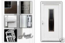 Haustür ATF Haustür in weiß Modell °Anna° Kunststoff