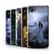 Official Elena Dudina Case for LG Optimus 4X HD P880 /Dark Magic