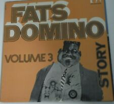 """33 T FATS DOMINO  UNITED ARTISTS  """" STORY - VOLUME 3 """""""