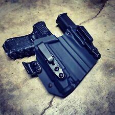 "Glock 19/17 Inforce APL FITS ""ARSENAL"" Appendix IWB Kydex Concealed Holster"