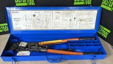 Thomas Amp Betts Shure Stake Compression Crimping Tool Cat No Tbm8s