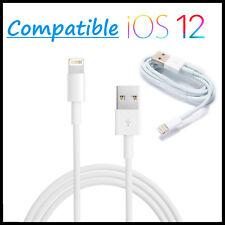 CABLE PARA IPHONE 5 5S 6 6S 7 PLUS 8 X XS MAX XR IPAD USB 8 PIN DE DATOS Y CARGA