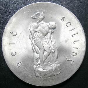 Ireland - 10 shillings 1966 - silver
