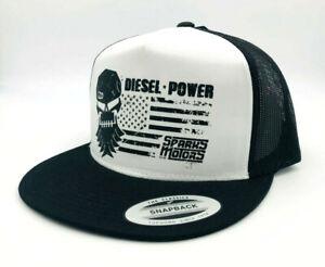 Truckercap Mesh USA Diesel Power Cummins verstellbar Cap Baseballmütze Oldschool
