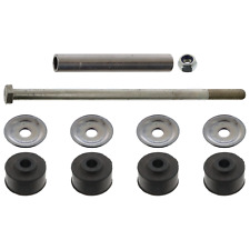Front Stabiliser Link Inc Bushes Washers & Nuts Fits Vauxhall Astra D Febi 03207
