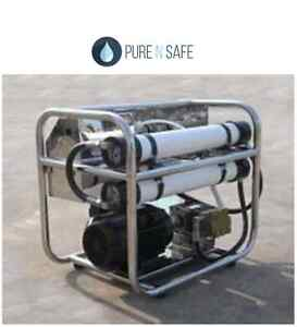 Water Maker Yacht / Boat Water Desalination Plant 1000 LPD Sydney Only