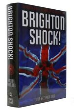 Stephen Jones [ed] Stephen King, James Herbert - Brighton Shock!	- First Edition