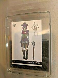 MiniCrate - RAGGEDY MANDY Warmachine Miniature Model Feb 2019 - New in Box