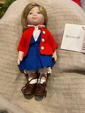 "Mary Engelbreit Doll ""Maria"" New With Box"