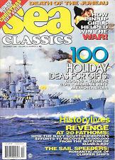 Sea Classics Dec.96 Pin-Up Girls Japan Manila Bay Clipper Ships USS Juneau Navy